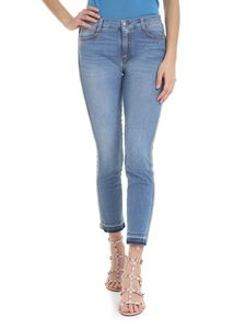 Ermanno Scervino - Light blue denim jeans
