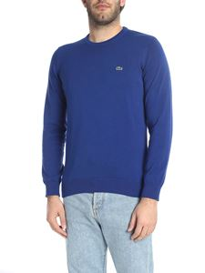 Lacoste - Bluette pullover with logo patch