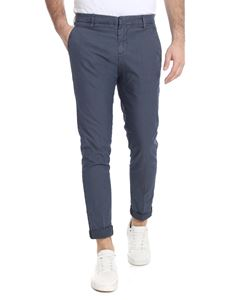 Dondup - Gaubert trousers in shades of blue