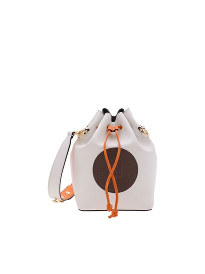 Fendi - Large Mon Tresor bucket cream
