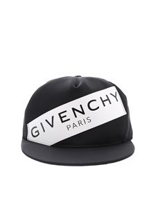 Givenchy - Givenchy Paris baseball cap in black