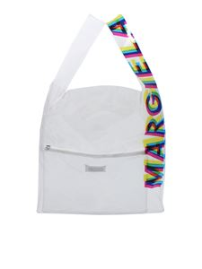 Maison Margiela - Margiela PVC bag in clear