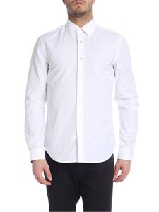 Paul Smith - White shirt with mother-of-pearls buttons