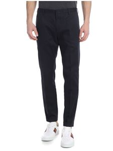 Paul Smith - Black cotton chino trousers