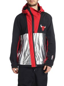 Marcelo Burlon - Chicago Bulls Windbreaker jacket in black