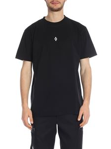 Marcelo Burlon - Heart Wings T-shirt in black