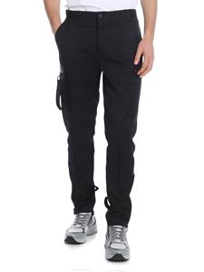 Marcelo Burlon - Black Salto trousers