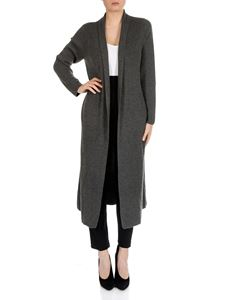 Gabriela Hearst - Llorona long cardigan in gray