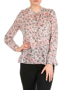 Isabel Marant Étoile - Maria ecru shirt with all-over pattern