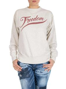 Isabel Marant Étoile - Rise sweatshirt in light gray