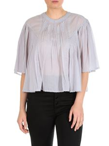 Isabel Marant Étoile - Algar blouse in light blue