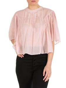Isabel Marant Étoile - Algar blouse in pink