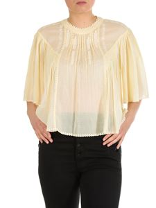Isabel Marant Étoile - Algar blouse in yellow