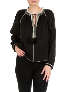 Isabel Marant Étoile - Rina blouse in black