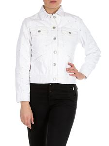 Isabel Marant Étoile - Lofty denim jacket in white