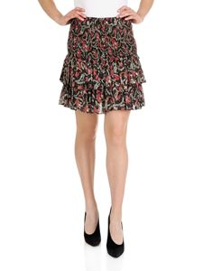 Isabel Marant Étoile - Naomi black skirt with flounces