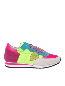 Philippe Model - Tropez multicolor sneakers