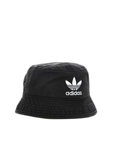 Adidas - Adidas Originals cappello Adicolor Bucket nero