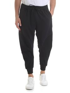 Adidas - Adidas Originals PT3 low crotch pants in black