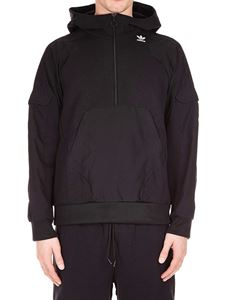 Adidas - Adidas Originals PT3 hoodie in black