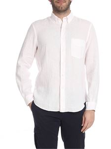 Aspesi - Patch pocket shirt in pink