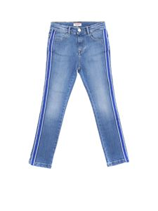 Pinko Up - Mazaro blue jeans