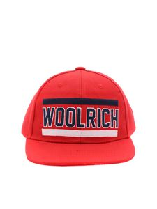 Woolrich - 1830 red baseball cap