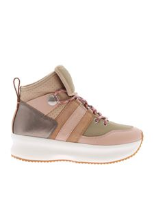 See by Chloé - Pink Casey sneakers