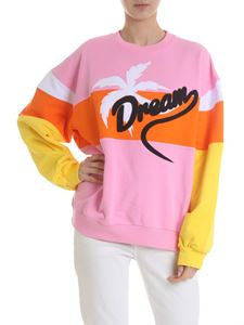 MSGM - Dream sweatshirt in pink