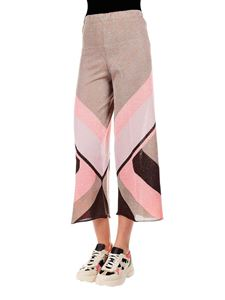 Circus Hotel - Knitted crop pants