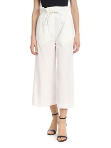 Tela - Laccio trousers in white