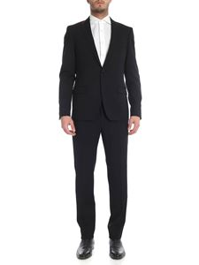 Karl Lagerfeld - Single-breasted suit with single button