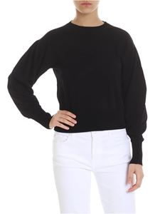 Jucca - Black cotton pullover
