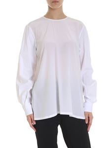 Sportmax - White Cleofe blouse
