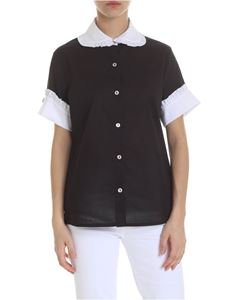 Vivienne Westwood Anglomania - Black Maid's shirt