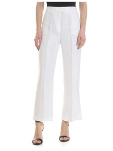 Pinko - Paterno trousers in white