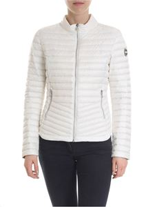 Colmar - Punk down jacket in cream white