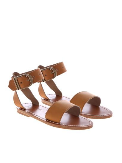 K. Jacques - Carbet Sandals in beige