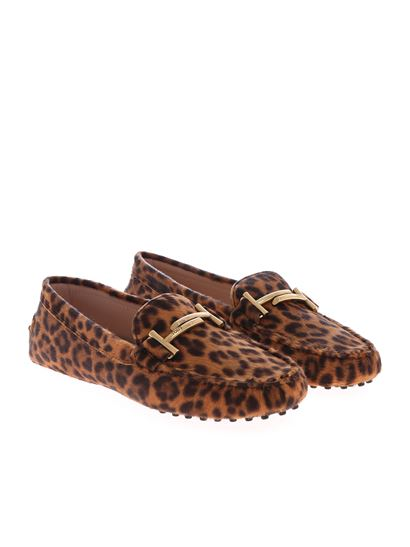 Tod's Primavera 2019 Doble Mocassini T Animalier Estate SMGLVqUzp