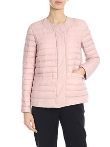 Save the duck - Padded synthetic down jacket in pink