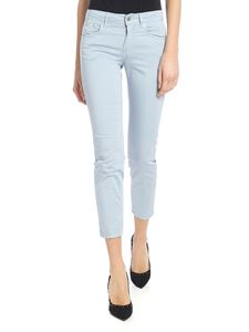 Dondup - Newdia trousers in light blue
