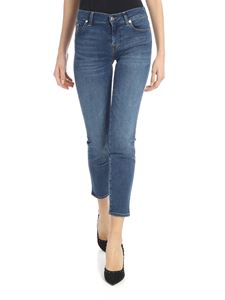 7 For All Mankind - Roxanne jeans in dark blue