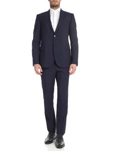 Emporio Armani - Two-button blue suit