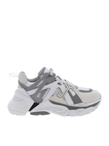 Ash - White and grey Flash sneakers