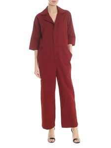 Labo.Art - Resort suit in red