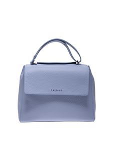 Orciani - Sveva medium handbag in lilac