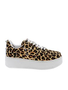 Windsor Smith - Racerr sneakers with animalier print