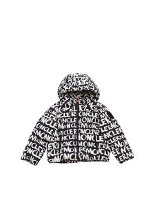 Moncler Jr - Copenhague Impr Imprint down jacket