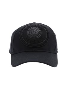 Versus Versace - Lion Head cap in black