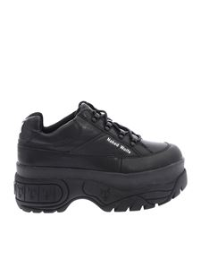 Naked Wolfe - Black Sporty sneakers